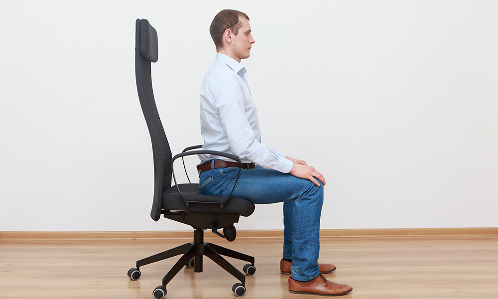 Maintain Right Posture