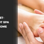 The Perfect Post-Halloween Foot Spa Treatment At Home
