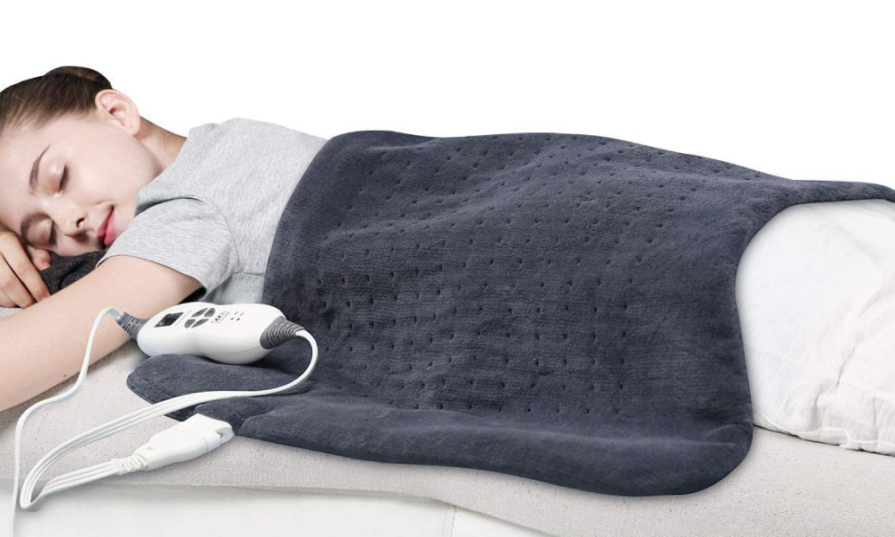 How To Use An Electric Heating Pad