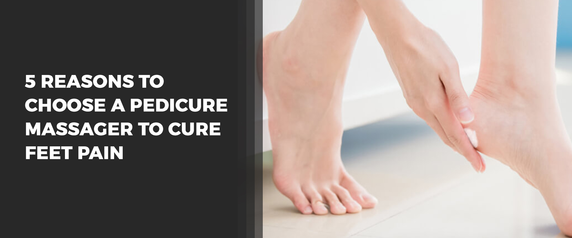 A Guide To Get Rid OF Cracked Feet In A Week